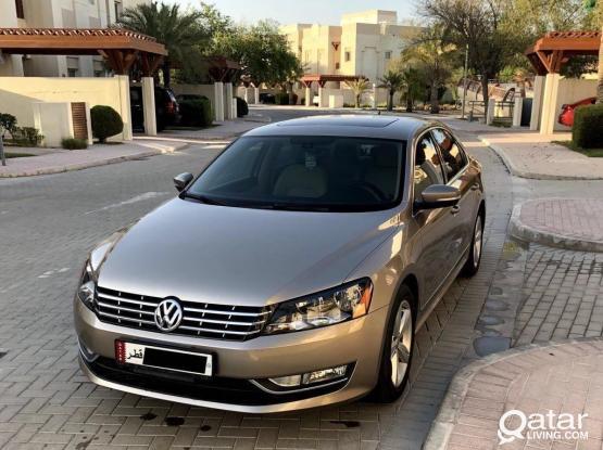 Volkswagen Passat Standard 2016