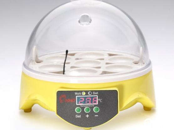 HHD Egg Incubator with Capacity of 7 Eggs