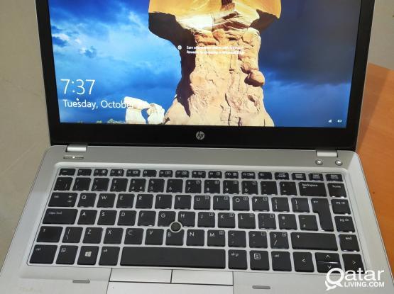 slim laptop EliteBook i5