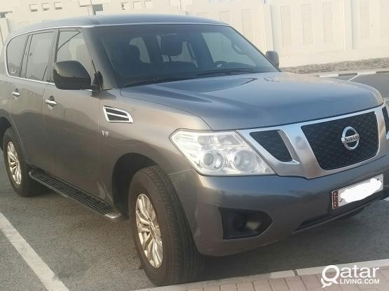 Nissan Patrol Standard 2014