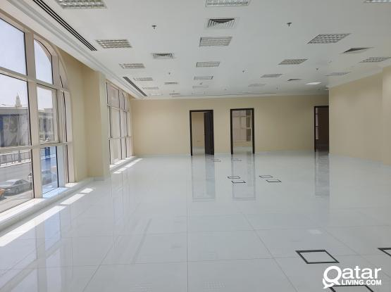 Brand New 170 Sqm to 420 Sqm Partitioned Office Space in C Ring Road