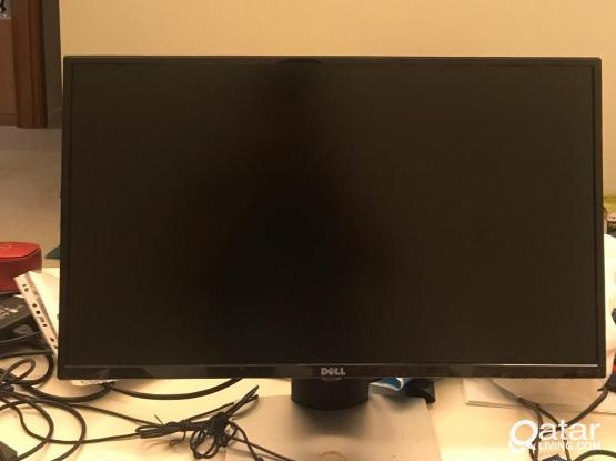 Dell 27-Inch Full HD 1920 x 1080 IPS Backlit LED Widescreen Monitor