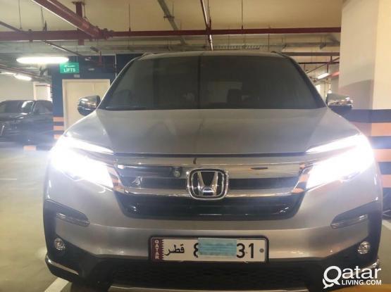 Honda Pilot 2019