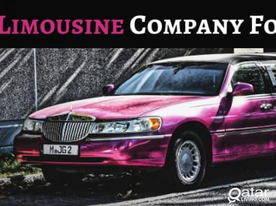 LIMOUSINE COMPANY LICENSE FOR SALE WITH ALL APPROVALS
