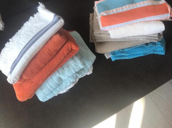 Good Quality Towels (Beach and Bath)