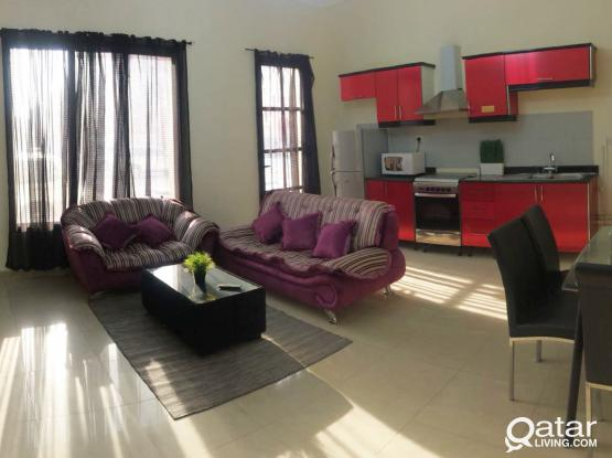 Fully Furnished 1BHK in Muaither