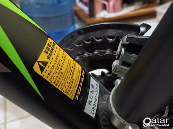 Totem Mountain bike urgent sale