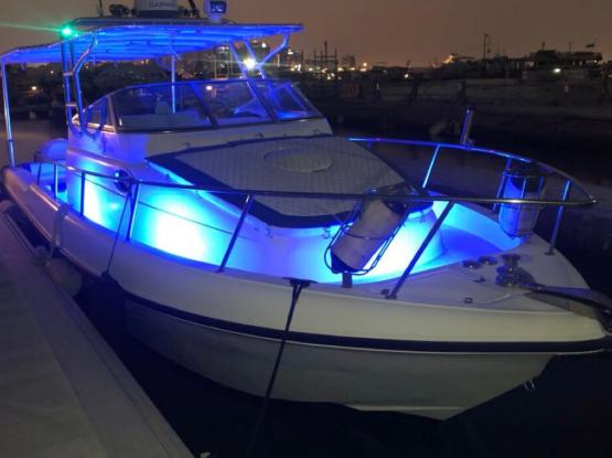 Boat 31' Gulf Craft Walk-around  For Sale