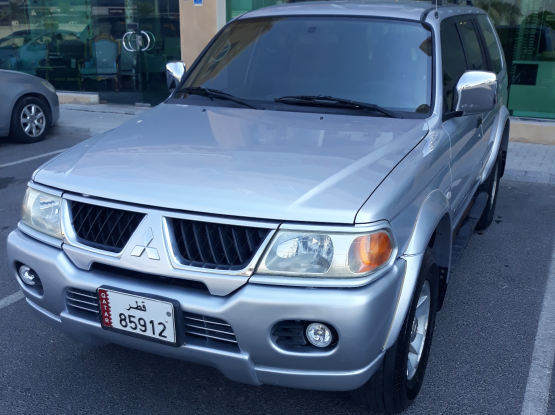 Mitsubishi Nativa 2007