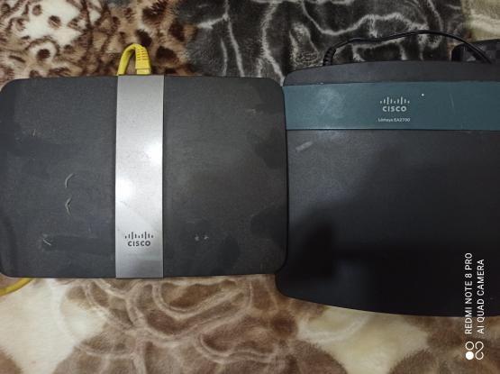 2 Router Cisco