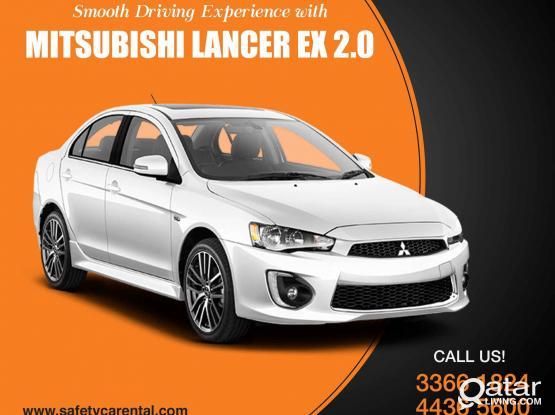 Mitsubishi lancer EX 2.0 - MONTHLY 1650 QR