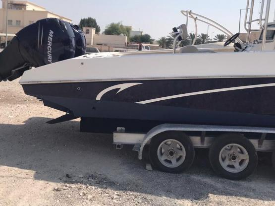 For Sale 31ft Fountain Boat