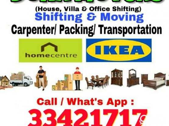 Doha Best Moving & Shifting Co.Buying all kinds of house hold used furniture item & A/C remove & Fixen Call & WhatsApp Me:-974-33421717.our service 24/7 hour big truck driver & Carpenter any Furniture item Work.Non stop Holiday work.Now Discount offer.