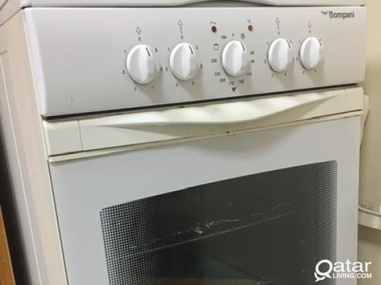 Cooking Range with Grill & Oven