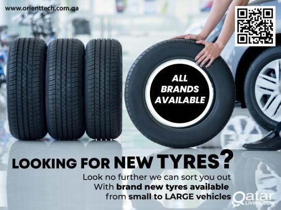Tires in Qatar | Tire Shop In Qatar