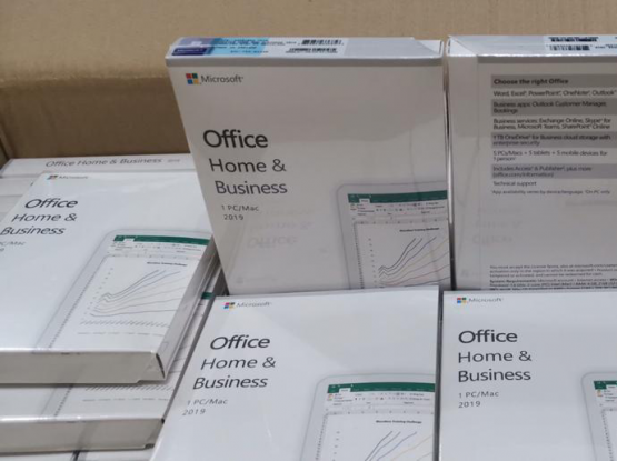 Office 2019 home and business package sealed