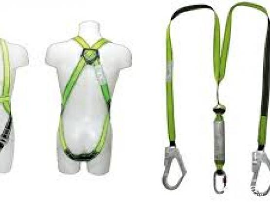 Full Body Safety Harness with Third Party Certificate- Brand New