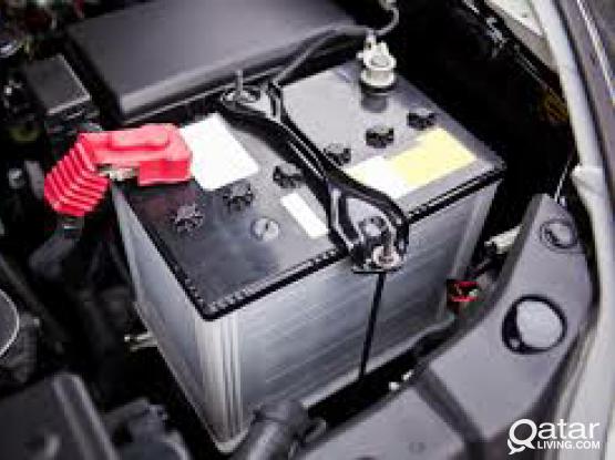 New Battery Installing
