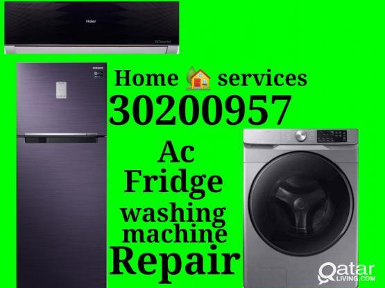 AC FRIDGE WASHING MACHINE REPAIR 30200957