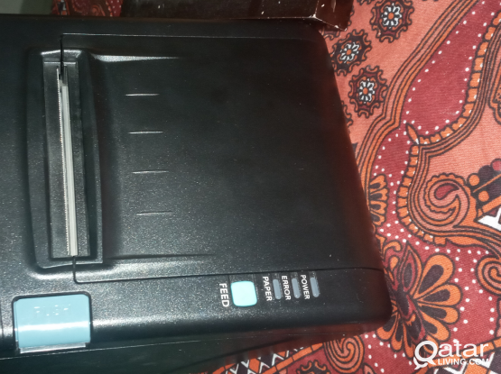 NEW RECEIPT PRINTER AND BARCODE SCANNER FOR SALE