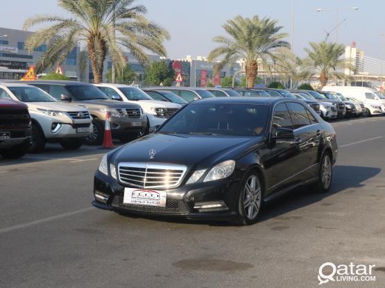 Mercedes E 300 2013