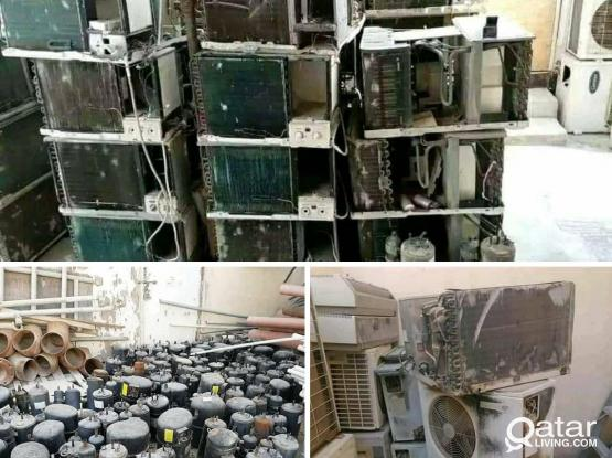 We are buying Scrap Air Condition just call- 50933108