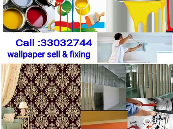Good price All kinds of maintenance. Painting, services.  Gypsum partition, Plumbing,  Call :
