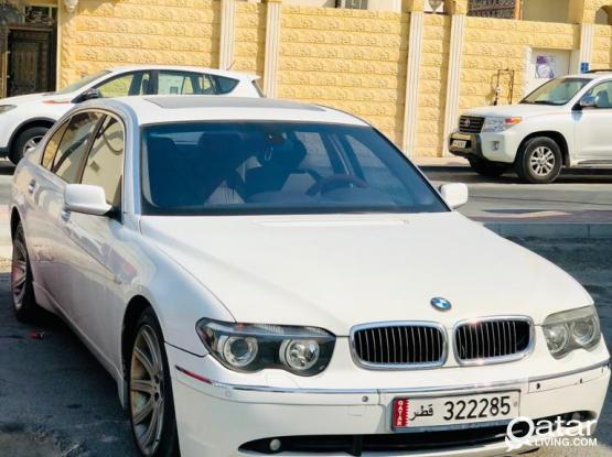 BMW 7-Series 745 Li 2005