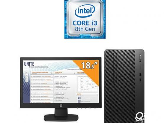 (Like New) Hp 290 G2 MT Business PC-i3-8th Generations - (33176355)