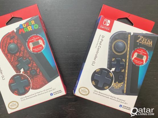 Brand New Special Edition Left Dpad JoyCons