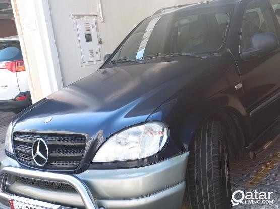 Mercedes ML 2001