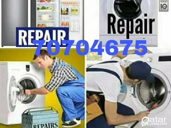 fridge and washing machine repair70704675*