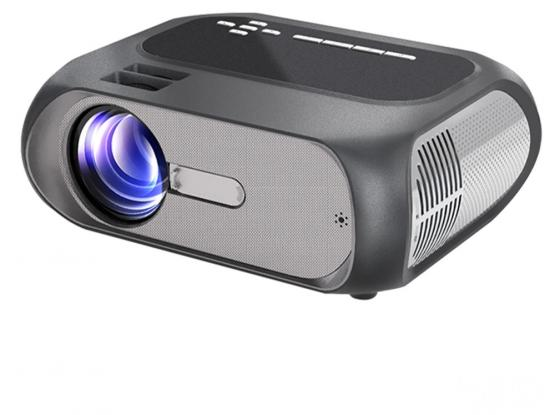T7 HD Multimedia Wifi Projector – 720p Resolution 200 ANSI Lumens Home Theater Projector