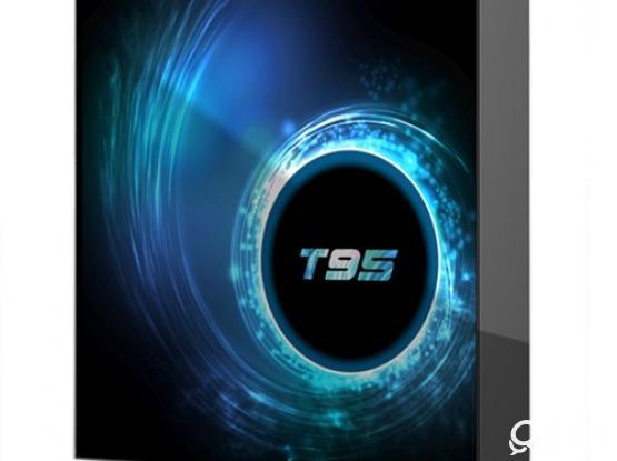 T95 Android 10 Smart TV Box – 2GB 16GB Allwinner H616