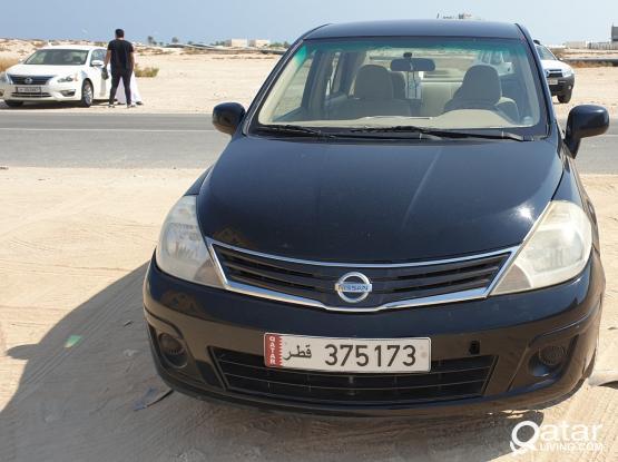 Nissan Tiida 1.6L 2012