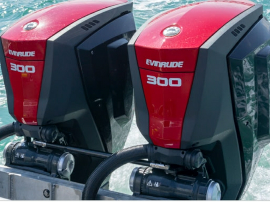 Evinrude BRB G2 300hp  2015/2016