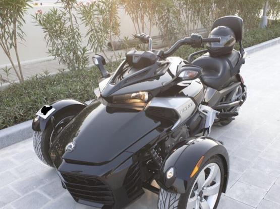 Can Am Spyder RS 2015