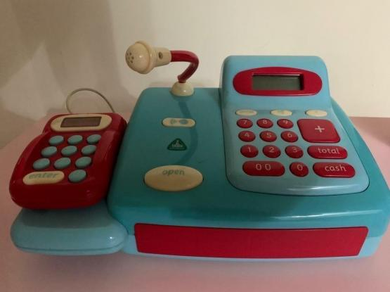 ELC cashier Toys