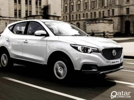 MG-ZS 2020 Model For Rent