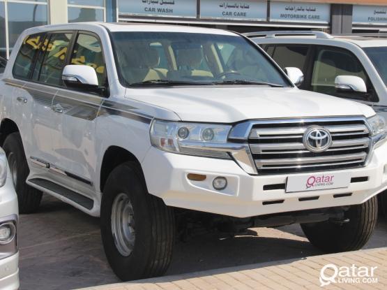 Toyota Land Cruiser GXR 2016