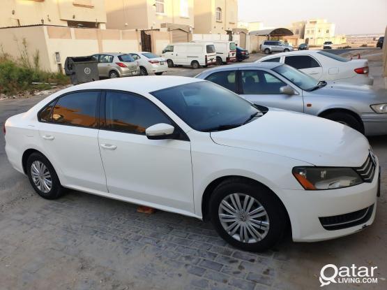 Volkswagen Passat Standard 2014