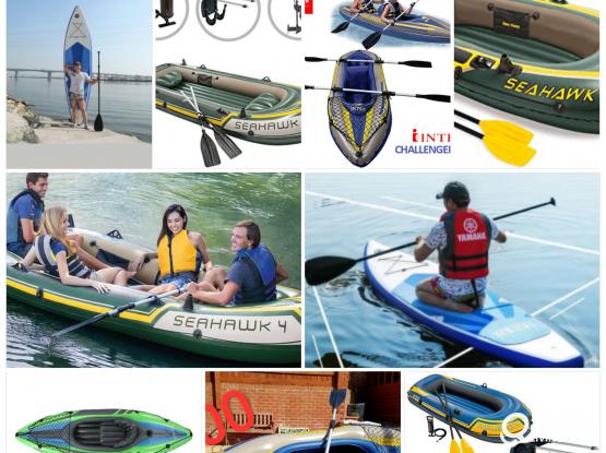 Sup boar kayak boat