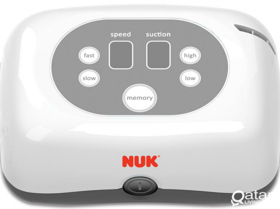 NUK Expressive Double Electric Breast Pump only