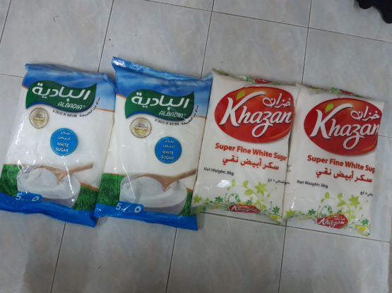 Sugar 5kg and Nescafe 100g for sale
