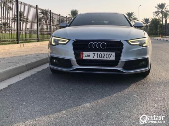 Audi A5 5.0 T 2015