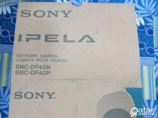 Sony Ipela IP cameras