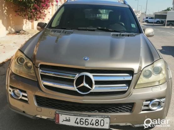 Mercedes GL 500 2008