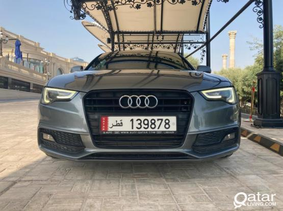 Audi A5 1.8 T 2015