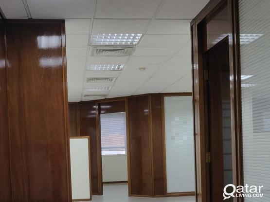OFFICE FOR RENT AT MUNTAZA (CLOSE TO C RING ROAD)