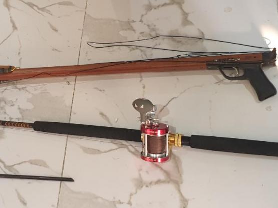 new Riffe Spearfishing gun new never used